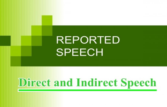 Pengertian Reported Speech Beserta Contoh Direct and Indirect Speech Bahasa Inggris